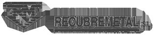 Logotipo Recubremetal